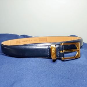 Kenneth Cole Unlisted Italian Leather Belt